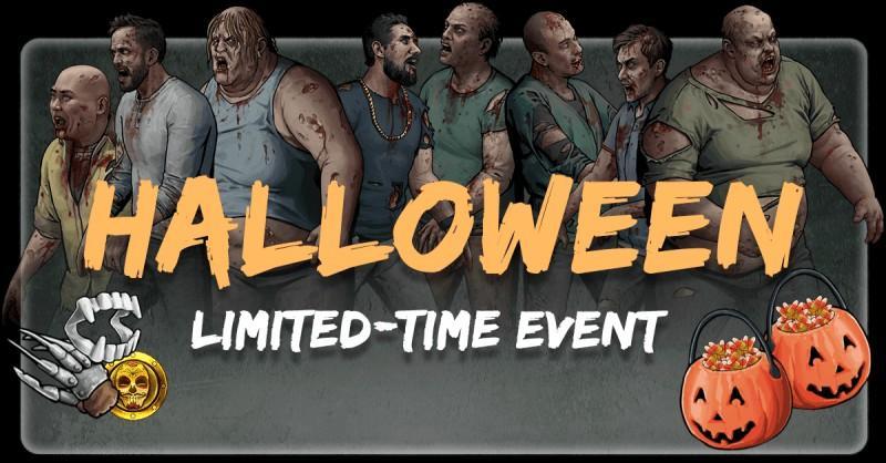 Событие Хэллоуин Обзор