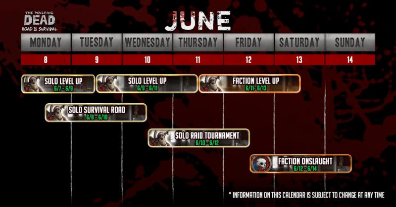 Календарь турниров за июнь 2020