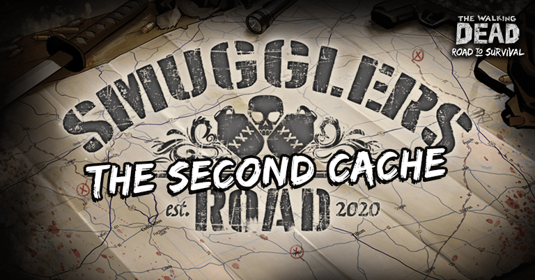 Smugglers Road: The Second Cache