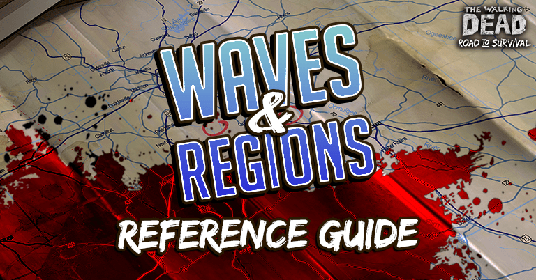 Waves and Regions Guide