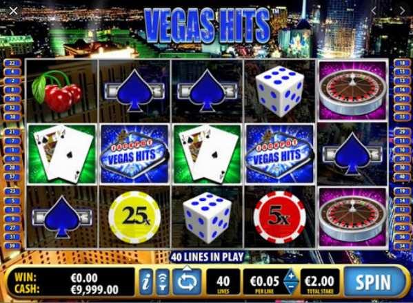 Побывать в Лас-Вегасе вместе с казино Вулкан
