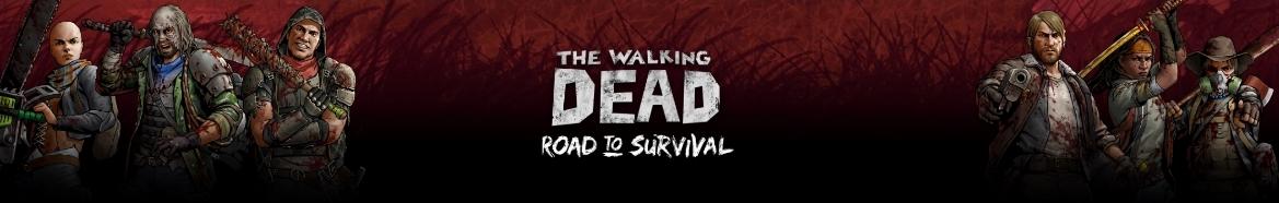Сайт, посвященный игре Ходячие мертвецы: Дорога жизни